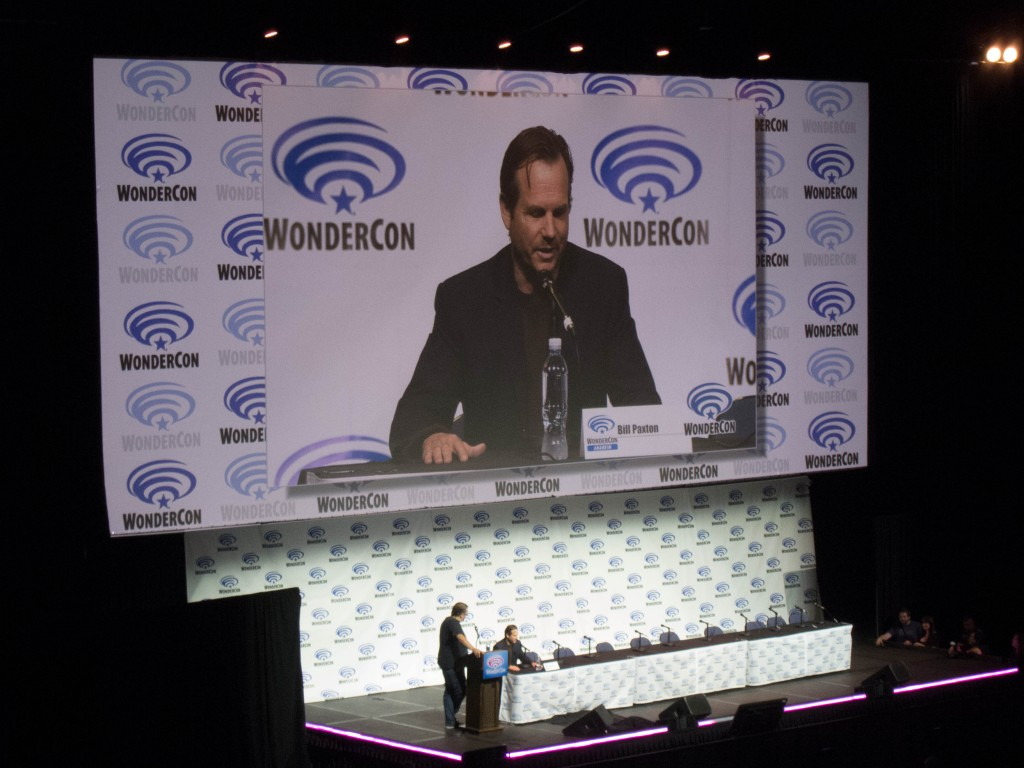 Bill Paxton at Wondercon