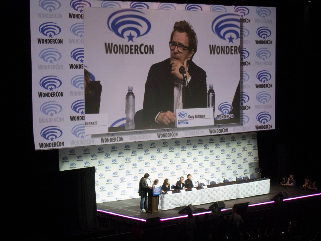 Gary Oldman at Wondercon