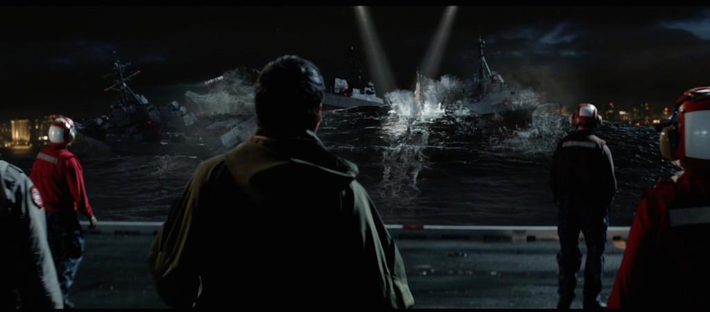 Godzilla Arrival