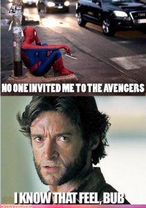 spiderman-avengers-funny