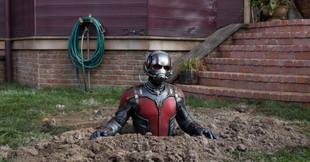 Ant-Man Ground