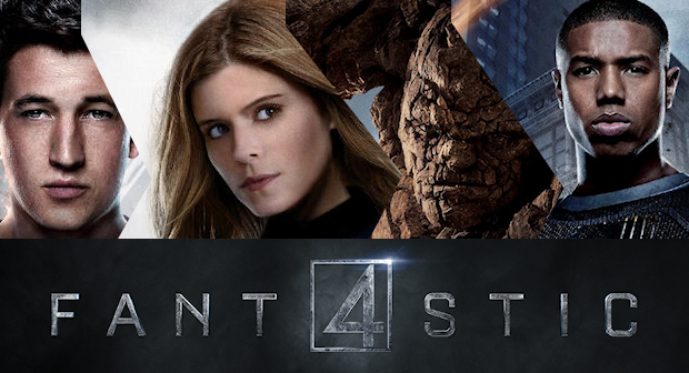 2015.08.09 Fantastic Four