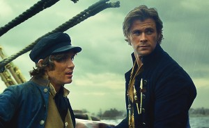 Cillian Murphy and Chris Hemsworth