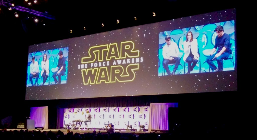 Star Wars Celebration - Opening