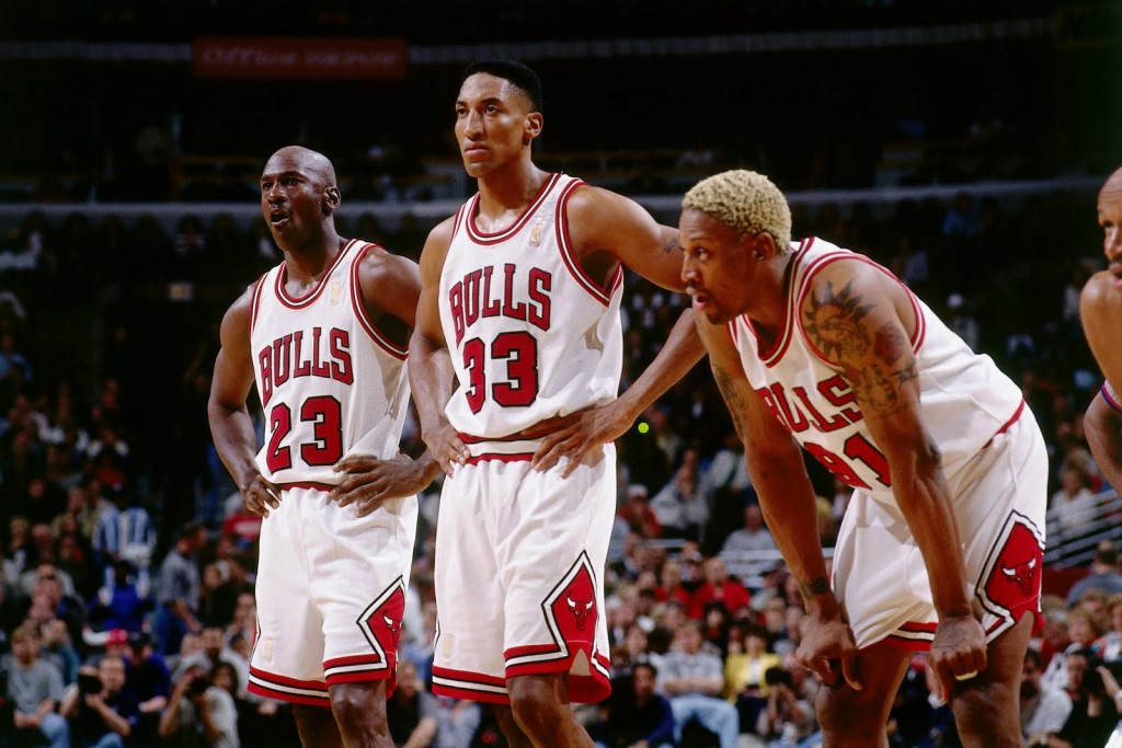 Bulls Big Three