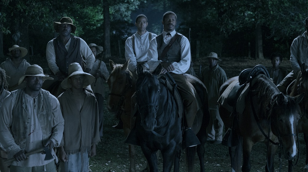 "Nate Parker as ""Nat Turner"" in THE BIRTH OF A NATION. Photo by J"